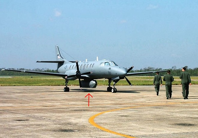 147th_Fighter_Wing_RC-26B_Intelligence_Surveillance_Recon_aircraft