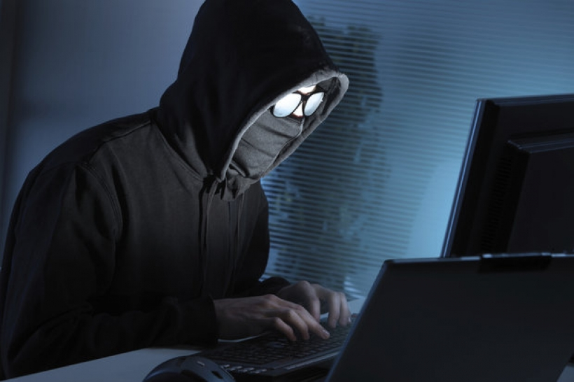 hoodie hacker