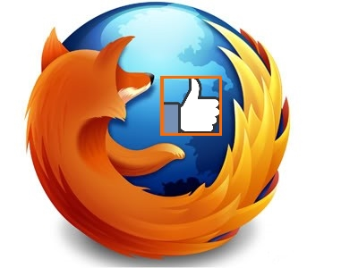 Firefox over Facebook