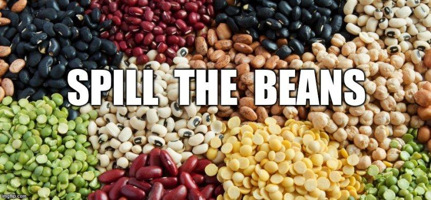 Spill the beans-2